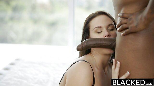 Khloe Kush film x de massage aime le chocolat noir: blk